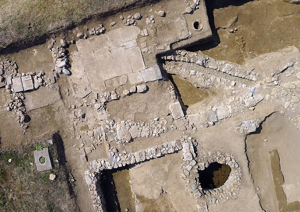 aerofotogrammetria ortofoto drone radiocomandato sito archeologico